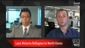 Laos Returns Refugees